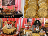 Pirate Birthday Party Decoration Ideas Kara 39 S Party Ideas Pirate Boy Captain Jack Sparrow 6th