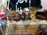 Pirate Birthday Party Decoration Ideas Spooky Pirate Party Decorations Michelle 39 S Party Plan It