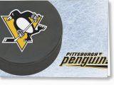 Pittsburgh Penguins Birthday Card Pittsburgh Penguins Photograph by Joe Hamilton