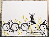 Pittsburgh Penguins Birthday Card Scrappin 39 Trackside Happy Birthday Penguin Style