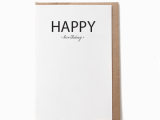 Plain Birthday Cards Happy Birthday Plain Monk Designs Greeting Cards Prints