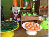 Plants Vs Zombies Birthday Decorations Kara 39 S Party Ideas Plants Vs Zombies themed Birthday