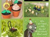 Plants Vs Zombies Birthday Decorations Little Bird Celebrations Wedding and event Planning