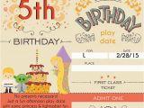 Playdate Birthday Party Invitations Disneyside Birthday Preschool Playdate Kimberly Michelle