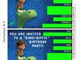 Playdate Birthday Party Invitations Free Good Dinosaur Birthday Party Playdate Invitation