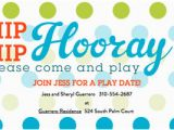 Playdate Birthday Party Invitations Play Date Party Guide Evite