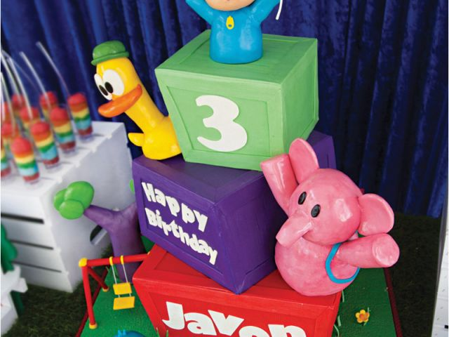 Download By SizeHandphone Tablet Desktop Original Size Back To Pocoyo Birthday Decorations