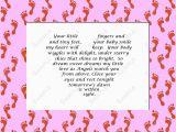 Poem On Birthday Girl Baby Girl Beautiful Photos Baby Girl Poems