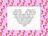 Poems for Birthday Girls Baby Girl Beautiful Photos Baby Girl Poems