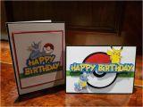 Pokemon Birthday Card Maker 25 Best Ideas About Pokemon Birthday Card On Pinterest