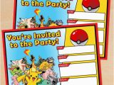 Pokemon Birthday Card Maker Free Pokemon Invitation Free Printable Pokemon Birthday