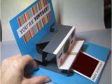 Polaroid Camera Pop Up Birthday Card with Printable Template Polaroid Camera Pop Up Birthday Card