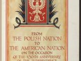 Polish Birthday Cards when 5 5 Million Polish Citizens Signed A Birthday Card
