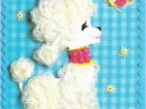 Poodle Birthday Cards 1000 Images About Poodles On Cards On Pinterest Get