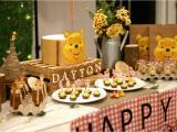 Pooh Bear Birthday Decorations 1 Photos Archives Birthday Party Ideas themes