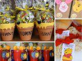 Pooh Bear Birthday Decorations Pooh Party Ideas Winnie the Pooh Party Ideas at Birthday