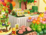 Pooh Bear Birthday Decorations Winnie the Pooh Party Decorations Ideas Elitflat