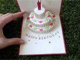 Pop Up Birthday Card Template Birthday Cake Pop Up Card Pattern Www Pixshark Com