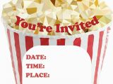 Popcorn Birthday Invitations 33 Best Party Ideas for Kids Party Games Birthday Cards