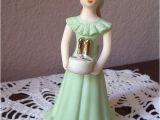 Porcelain Birthday Girls Items Similar to Enesco Birthday Girl Age 11 Porcelain
