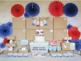 Postal Birthday Gifts for Him Party themes First Class Post Office Mail Party