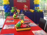 Power Ranger Birthday Decorations 13 Power Rangers Party Ideas Pretty My Party