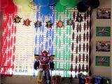 Power Ranger Birthday Decorations Balloons Streamers Power Rangers Birthday Decorations
