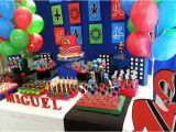 Power Ranger Birthday Decorations Kara 39 S Party Ideas Power Rangers Samurai Birthday Party