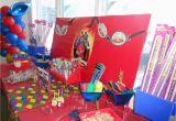 Power Ranger Birthday Decorations Leslie P 39 S Creations Power Ranger Birthday