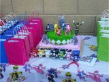Power Ranger Birthday Decorations Mighty Morphin Power Rangers Birthday Quot Its Morphin Time