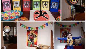Power Rangers Birthday Decorations Crafty Celebrations Power Ranger Birthday Party