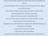 Prayer for 7th Birthday Girl Sample Opening Prayer for 7th Birthday Party Just B Cause
