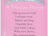 Prayer for Birthday Girl A Princess Prayer and Devotional Giveaway Rachelwojo Com