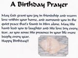 Prayer for Birthday Girl Miles Of Smiles A Very Special Birthday Wishes