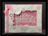 Pre Made Birthday Cards Handmade Card Kit From Inspiration Station May 2017 Pre