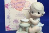 Precious Moments Birthday Girl Growing In Grace Age 1 Precious Moments Figurine 1st