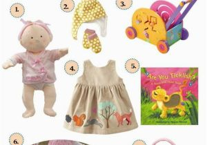 Presents for 1st Birthday Girl Gift Ideas for Baby Girls First Birthday
