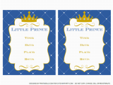 Prince 1st Birthday Invitations Free Prince Party Printables Catch My Party