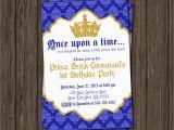 Prince First Birthday Invitations Prince Birthday Invitation First Birthday Invitations