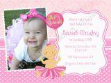 Princess 1st Birthday Invitation Wording 1st Birthday Princess Invitations Best Party Ideas