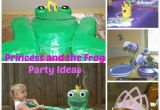 Princess and the Frog Birthday Decorations Princess and the Frog Birthday Ideas Rebecca Autry Creations