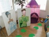 Princess and the Frog Birthday Decorations Princess and the Frog Birthday Party Ideas Photo 1 Of 23