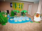 Princess and the Frog Birthday Decorations Princess and the Frog Birthday Party Ideas Photo 3 Of 22