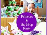 Princess and the Frog Birthday Decorations Princess and the Frog Birthday Party