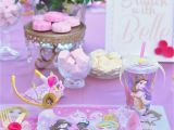 Princess Birthday Party Table Decorations Disney Princess Party with Belle Part One Creative Juice