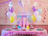 Princess Birthday Party Table Decorations Kids Party Disney Princesses the Mama Report