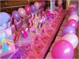 Princess Birthday Party Table Decorations Princess Party Favors