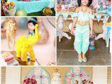 Princess Jasmine Birthday Decorations Kara 39 S Party Ideas Princess Jasmine Birthday Party Via