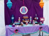 Princess Jasmine Birthday Party Decorations Arabian Princess Birthday Party Ideas Photo 32 Of 61