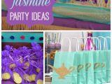 Princess Jasmine Birthday Party Decorations Ideas Para Tu Fiesta Jazmin Y Aladino Party